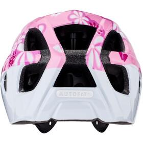 Lazer P'Nut Helmet Barn pink flowers
